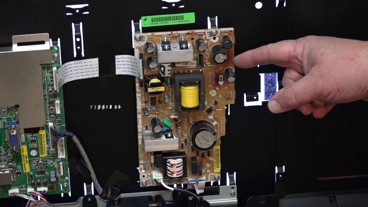 hitachi le55a6r9a. hitachi le39h217 led tv blinking backlight repair le55a6r9a