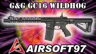 G&G GC16 WildHogシリーズ