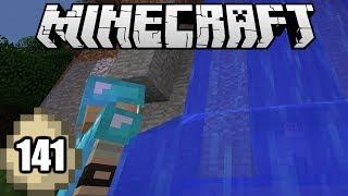 Minecraft Survival Indonesia - Pendekar dari Air Terjun! (141)