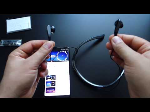 Review Samsung Level U Pro Anc Active Noise Cancelling Youtube