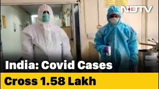 Over 6,000 Coronavirus Cases In India For 7th Straight Day