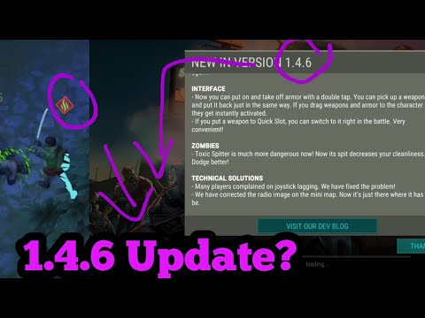 Last Day On Earth 1.4.6 New Update Finally Out!!!   YouTube