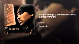 Simple Things (Confession Special Edition Version)