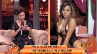 """Sabina Ivănică, despre cazul Nadine: """"Nimeni nu a ştiut să indice orfelinatul"""""""