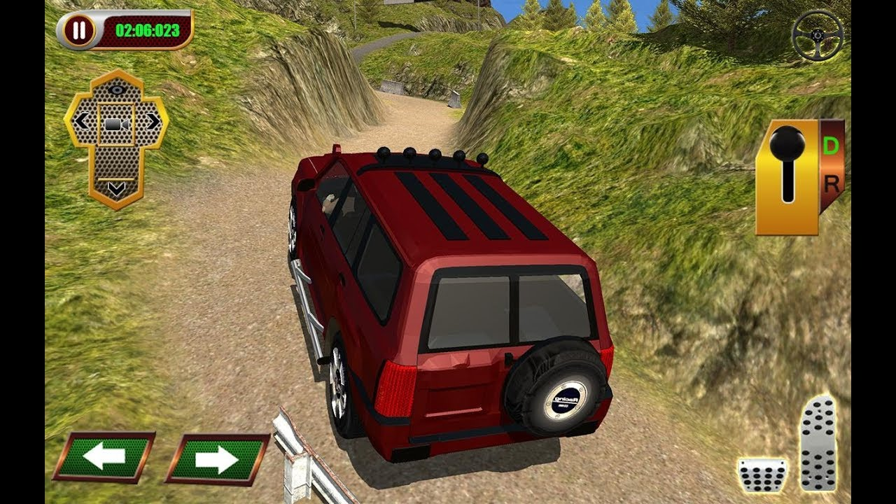 offroad car racing game for kids car driving game to play games
