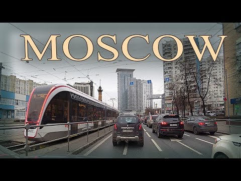 We  go to Moscow on business