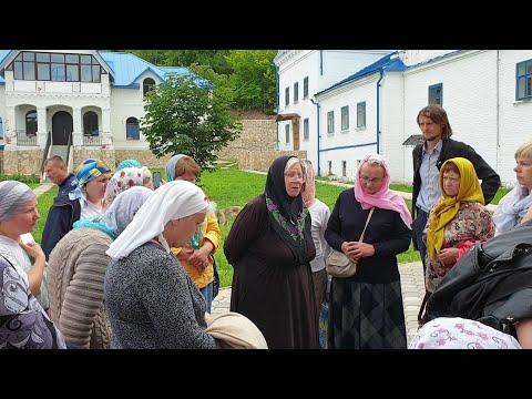 Поездка в мужской Макарьевский монастырь/ Колокольня монастыря/ ВЛОГ