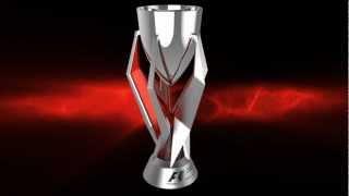 2012 Grand Prix du Canada: BRP-made F1 trophies