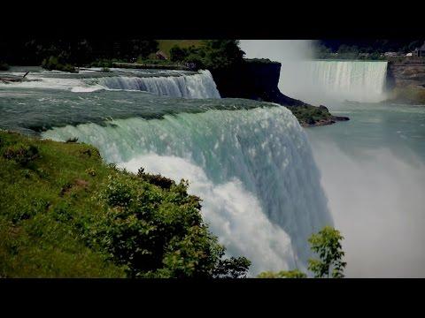 Nikola Tesla Harnessed the Power of Niagara Falls