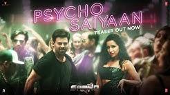 Psycho Saiyaan Teaser (Hindi) Saaho |Prabhas,Shraddha Kapoor, Neil |Tanishk B,Dhvani B,Sachet T