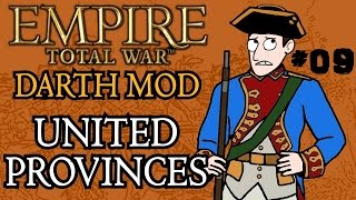 Empire Total War (Darthmod) - United Provinces Campaign - Part 9!