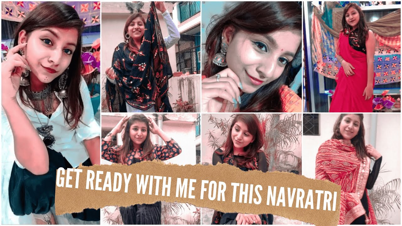 [VIDEO] - Navratri Outfit Ideas 2019 2