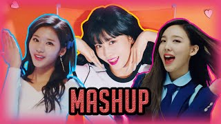 TWICE - HAPPY HAPPY X What Is Love? X Heart Shaker「KPOP MASHUP 2019 」
