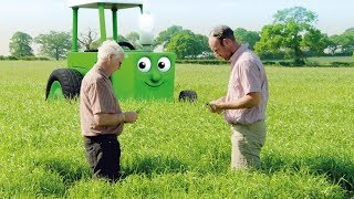 New! Tractor Ted - Glorious Grass! (starring Tractor Ted's new friend, Merlin the pony)!
