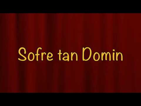 Sofre tan domin