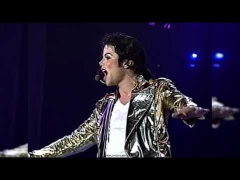 Michael Jackson - Stranger In Moscow - Live Auckland 1996 - HD