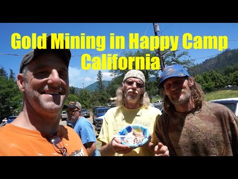 Gravity Feed Gold Mining with the New 49er's Prospecting Club | See the Gold!