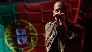 Linkin Park AMAZING Chester Voice(Leave Out All The Rest/SOTD/Iridescent/Robot Boy)Rock In Rio 2014 Mp3