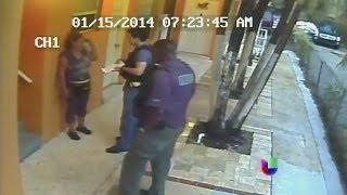 Agentes de inmigración cazan indocumentados en Miami -- Noticiero Univisión
