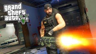 GTA 5 Игра за Полицейского #17 - ВЗЯТКА ИЛИ МИНИГАН!! (ГТА 5 МОДЫ LSPDFR)