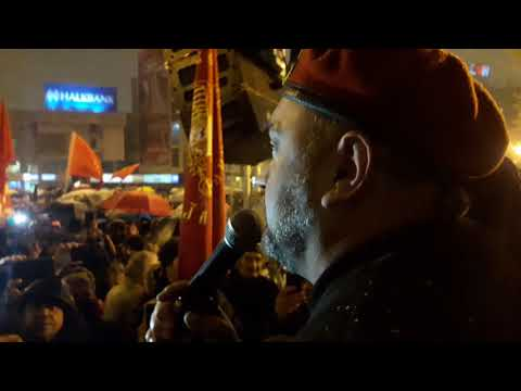 ХРИСТИЈАНСКО БРАТСТВО: ПРОТЕСТ 27.02.2018 год. Скопје