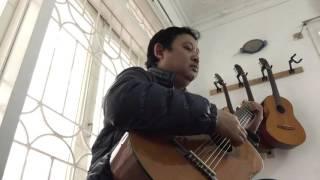 Lê Hùng Phong (Guitar solo) - Chiều nay không có em (ns Ngô Thuỵ Miên).