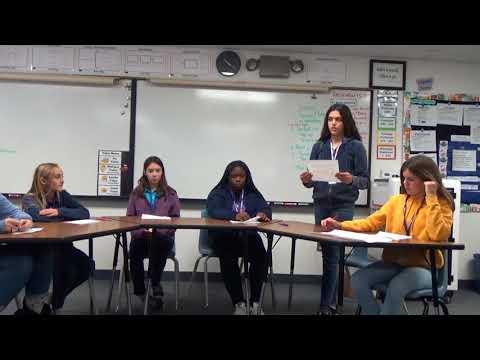 Mariana Trench Debate 2