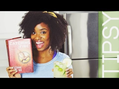 Catching Fire - Hunger Games - Tipsy Book Review