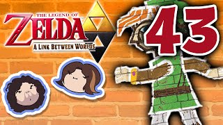 Zelda A Link Between Worlds: Scheming! - PART 43 - Game Grumps