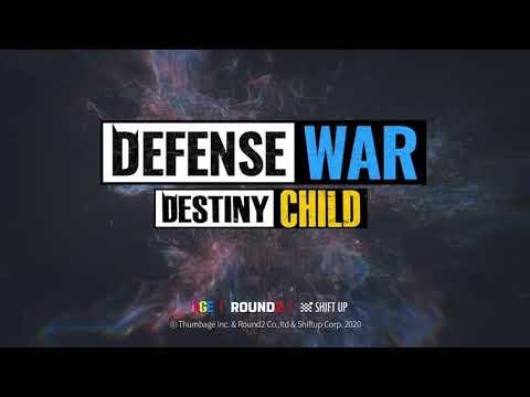 Destiny Child : Defense War