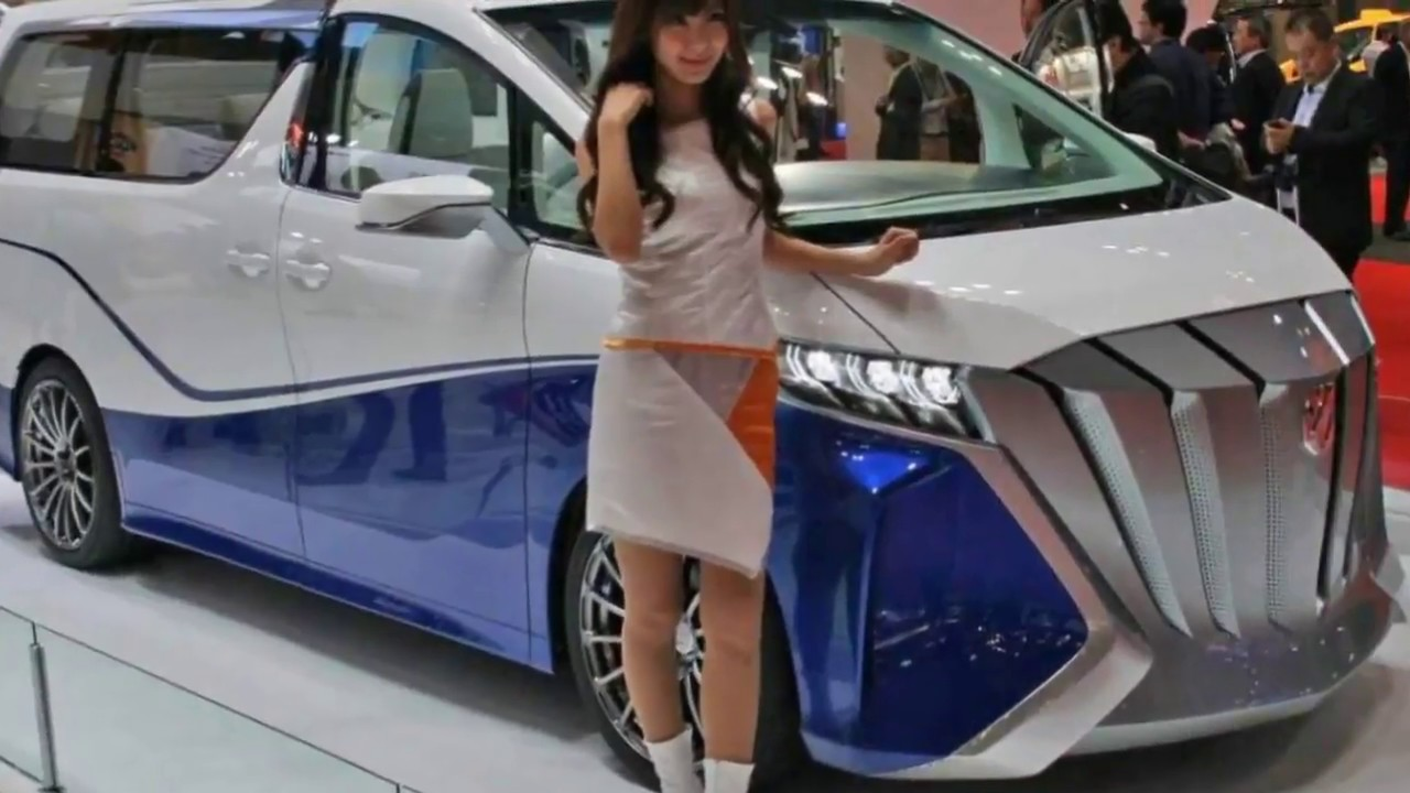 all new alphard 2021 audio grand avanza 2020 toyota youtube