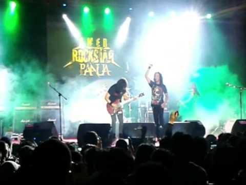 Eet Sjahranie - Arul Efansyah - Hendy dkk - Paris Barantai (Amer RockStar Banua)
