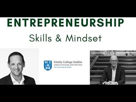 Entrepreneurial Skills & Mindset in a Post-COVID-19 World - Professor Andrew Burke & Jonathan Ruane