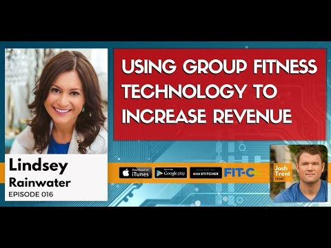 016 Lindsey Rainwater: Using Group Fitness Technology To Increase Revenue