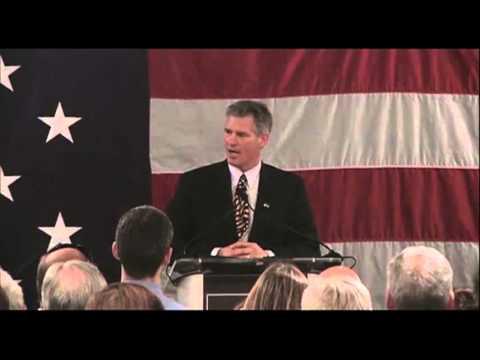 Scott Brown Announces Run for U.S. Senate in N.H