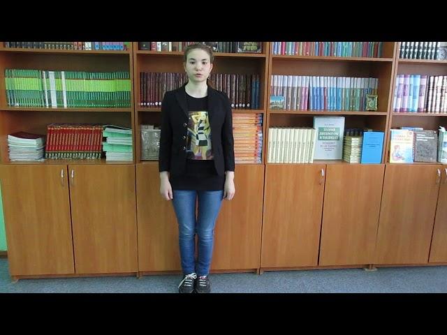 Изображение предпросмотра прочтения – АнняЯпарова читает произведение «Вновь с камнем памяти на шее...» К.М.Симонова