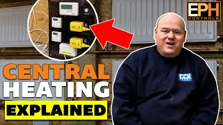 CENTRAL HEATING SYSTEMS EXPLAINED - S Plan, Y Plan, One pipe, Two Pipe Underfloor Heating