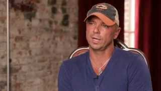 "Kenny Chesney Talks About ""Wild Child"" & How Women are Depicted in Country Songs"