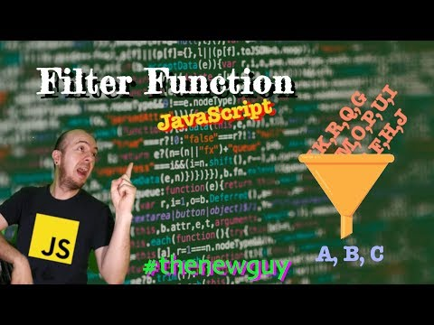 JavaScript filter tutorial with examples thumbnail