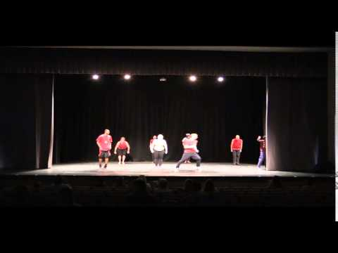 Dance 102  Spring 2015 Columbia Greene Community College