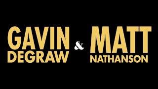 Matt Nathanson & Gavin DeGraw Summer Tour 2014
