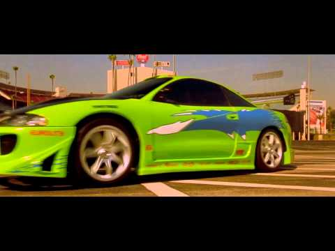 The Fast and The Furious Eclipse - First scene HD