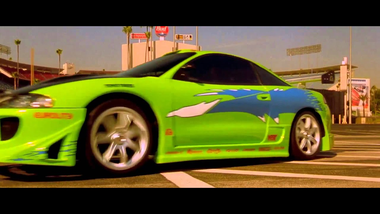 The Fast And The Furious Eclipse First Scene Hd Youtube