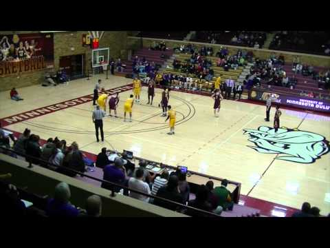 UM-Duluth vs. #25 NCAA DII MSU-Mankato (January 3, 2016)