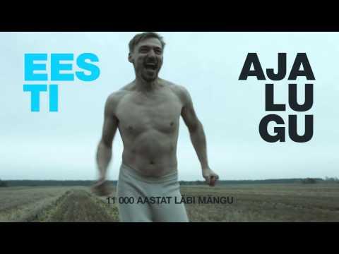 """Lavastuse """"Eesti Ajalugu"""" reklaam 2015"""