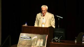 Конференция научных работников РАН. Принятие резолюции