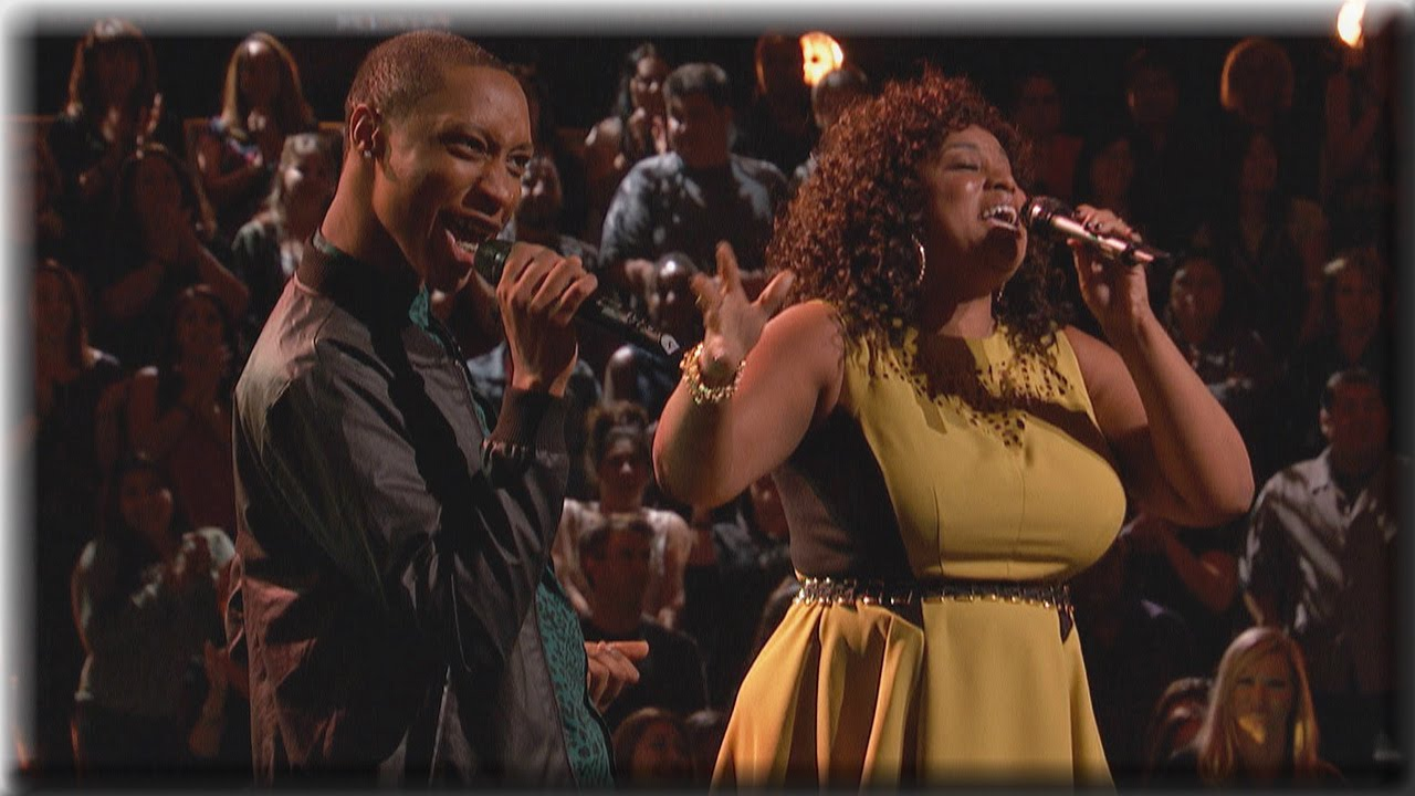 Maiya Sykes Vs Elyjuh Rene Battle | The Voice