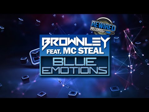 Brownley Ft MC Steal - Blue Emotions | Makina Mix