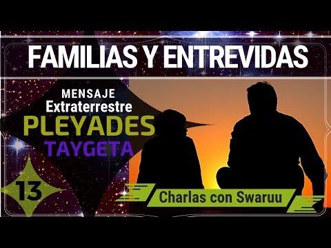 Swaruu de Erra: Familias y Entrevidas (Mensaje Extraterrestre Pleyadiano)