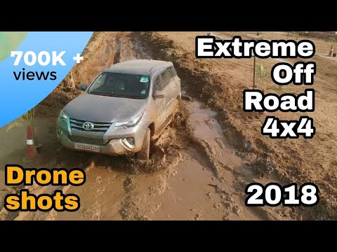 Off Road Day 2020 | Fortuner | Toyota Off Road Camp | Best Car For Off Road | 4x4 | VBO Life | 2020